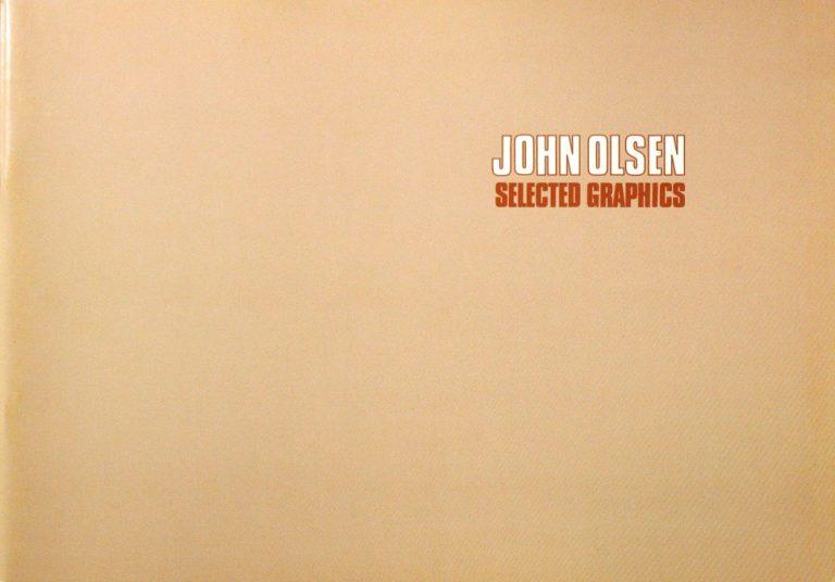John Olsen Selected Graphics