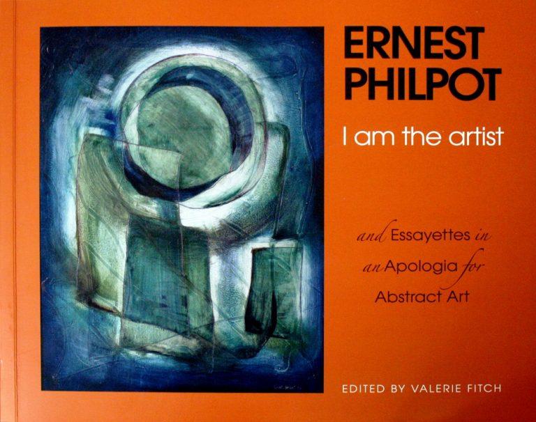 Ernest Philpot I Am The Artist